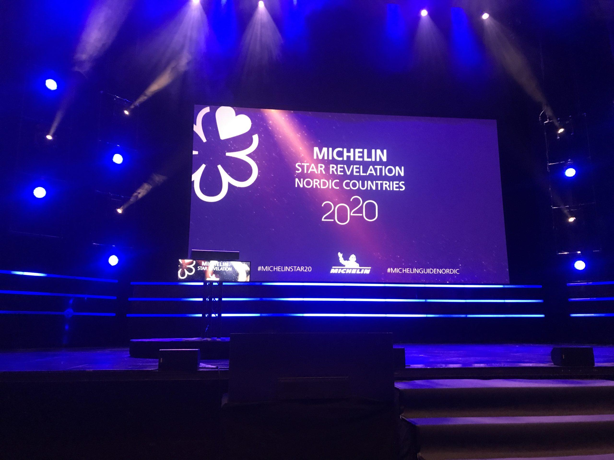 Michelin awards – Nordisk utgave – Stjernene er drysset!