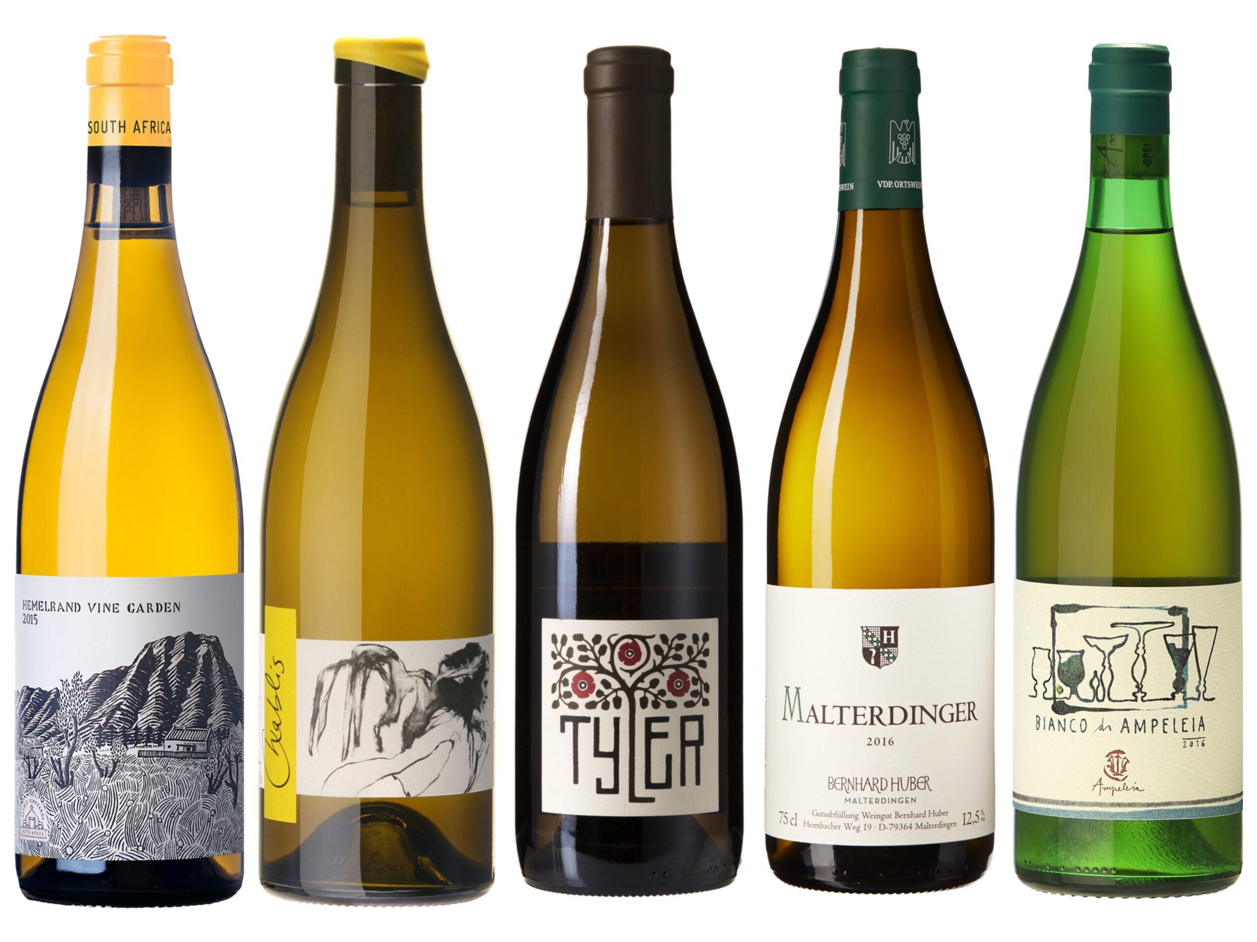 Vintips – Hvite viner – 250 til 500 kroner