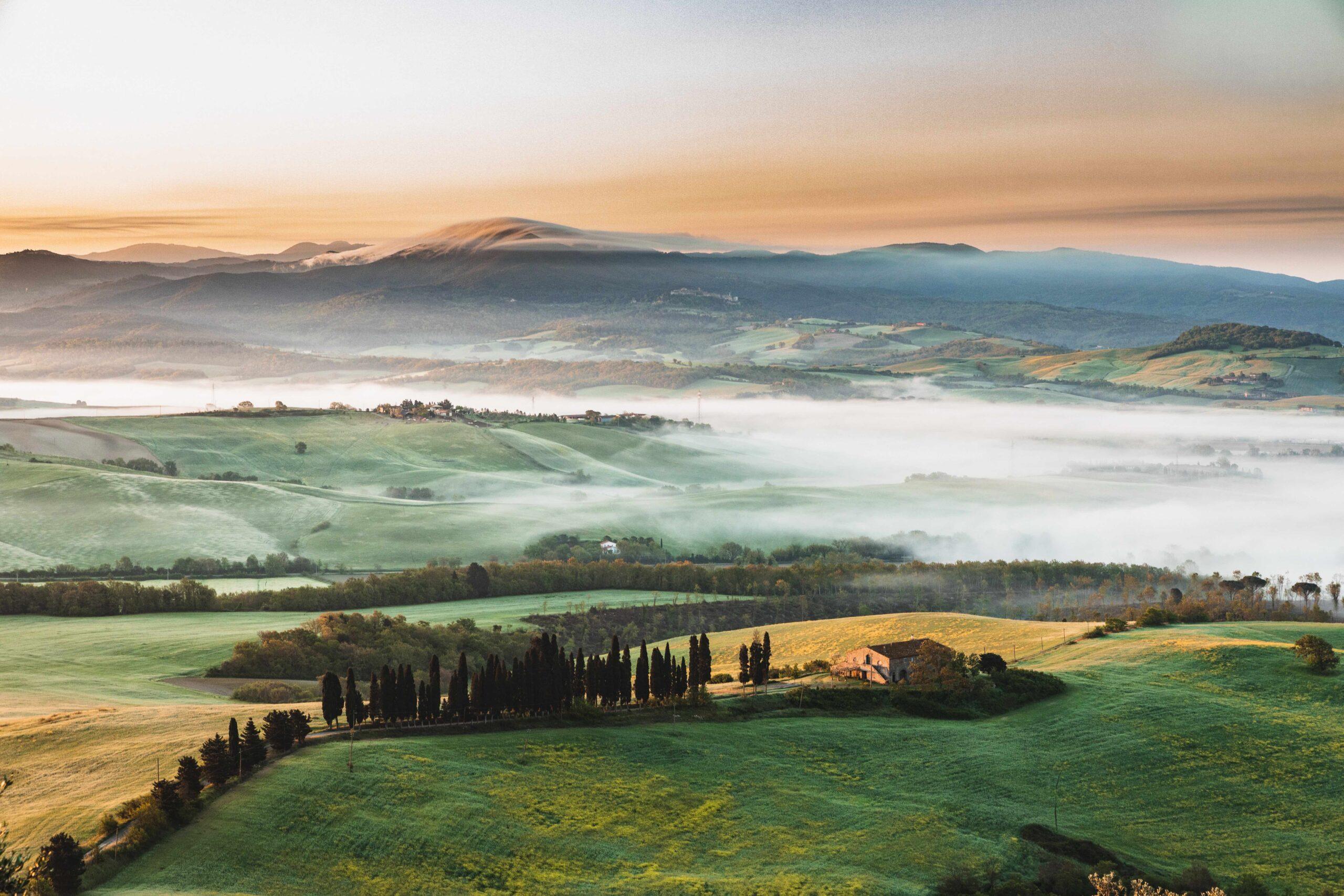 Temaartikkel – Vinområdene i Toscana