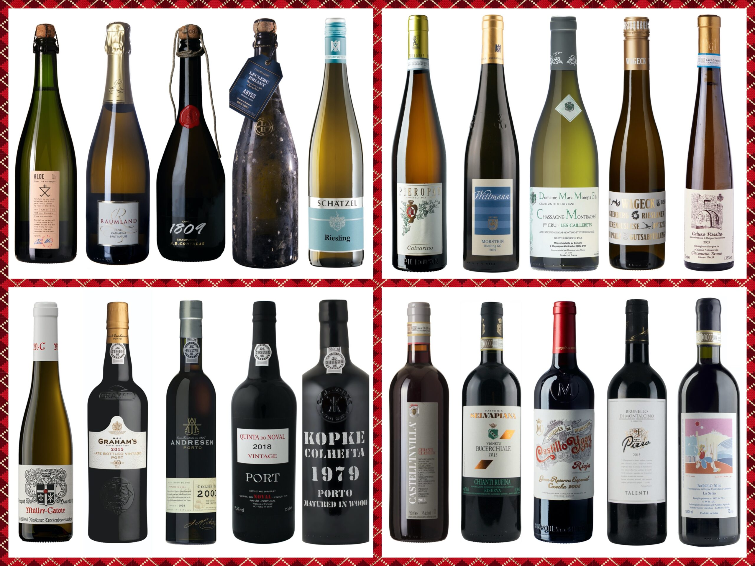 Årets beste viner 2020