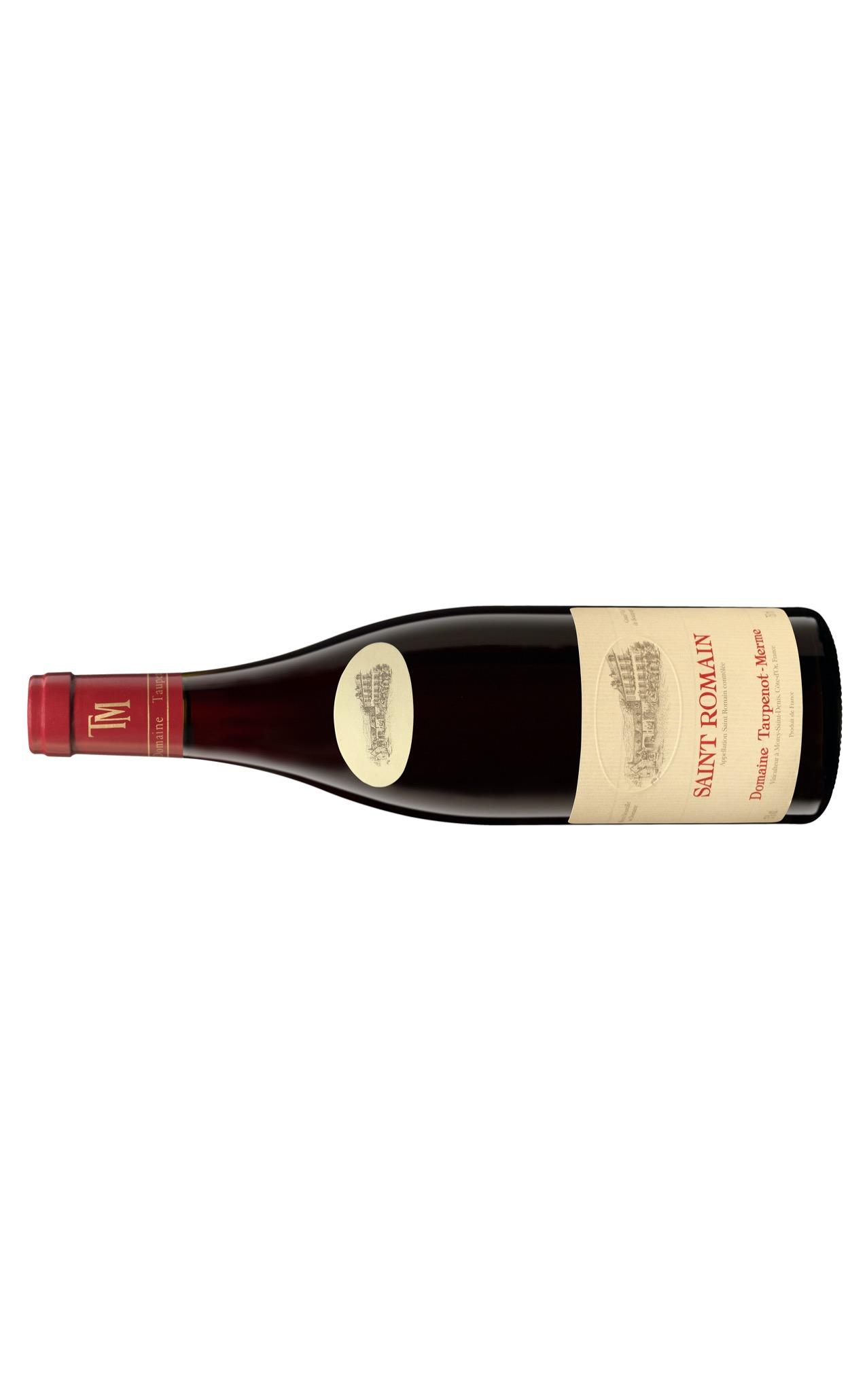 I søkelyset – Taupenot-Merme Saint Romain Rouge 2017