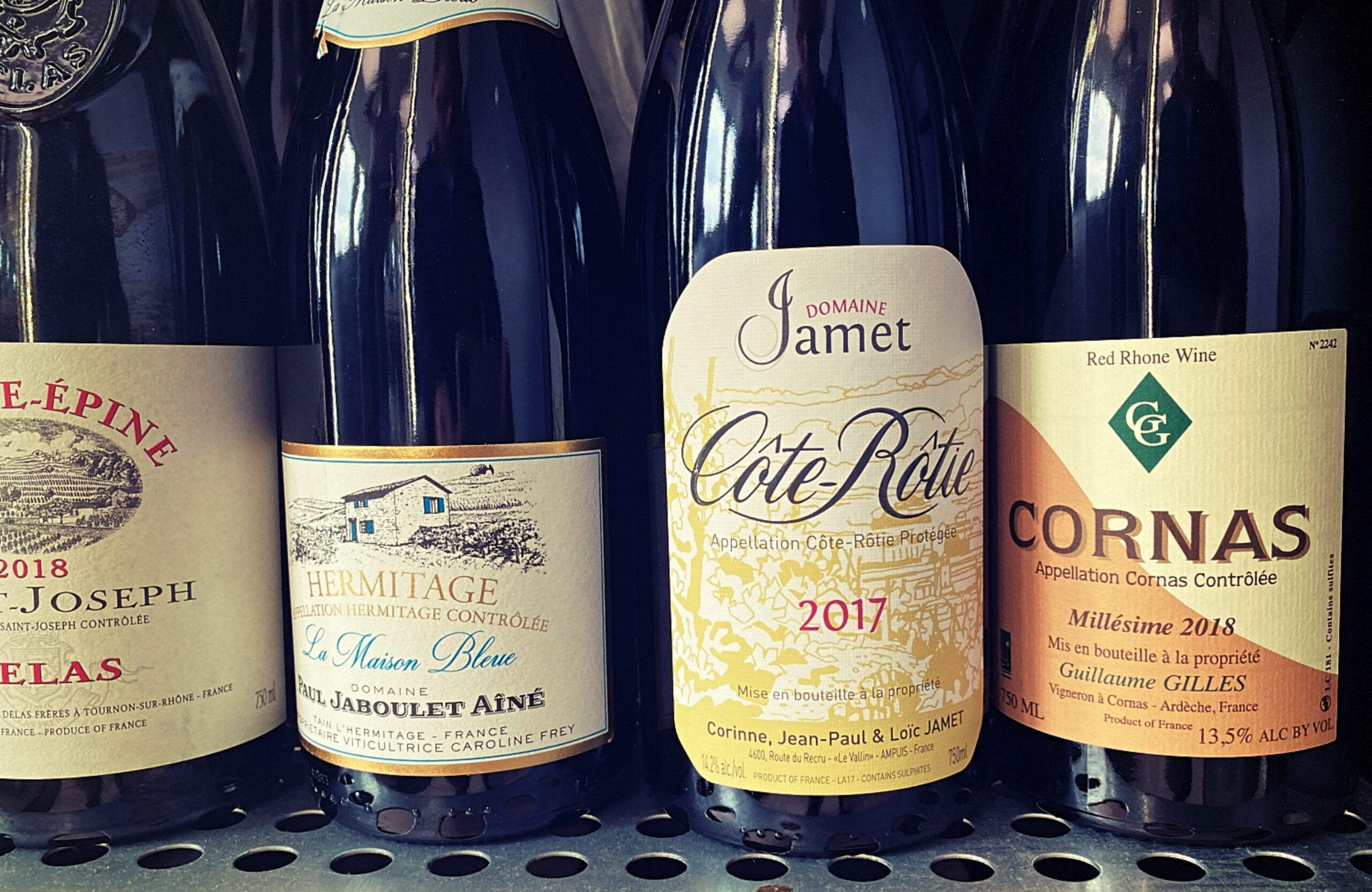 Spesiallansering – Franske viner – August 2021