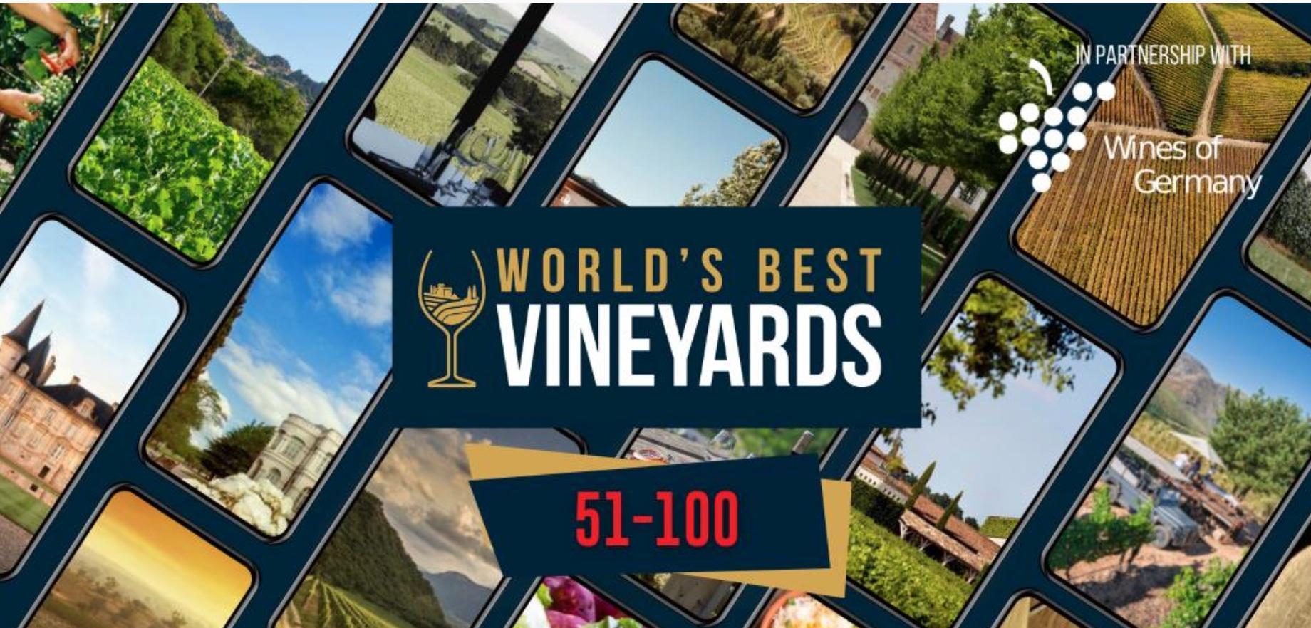 Worlds best vineyards 2021