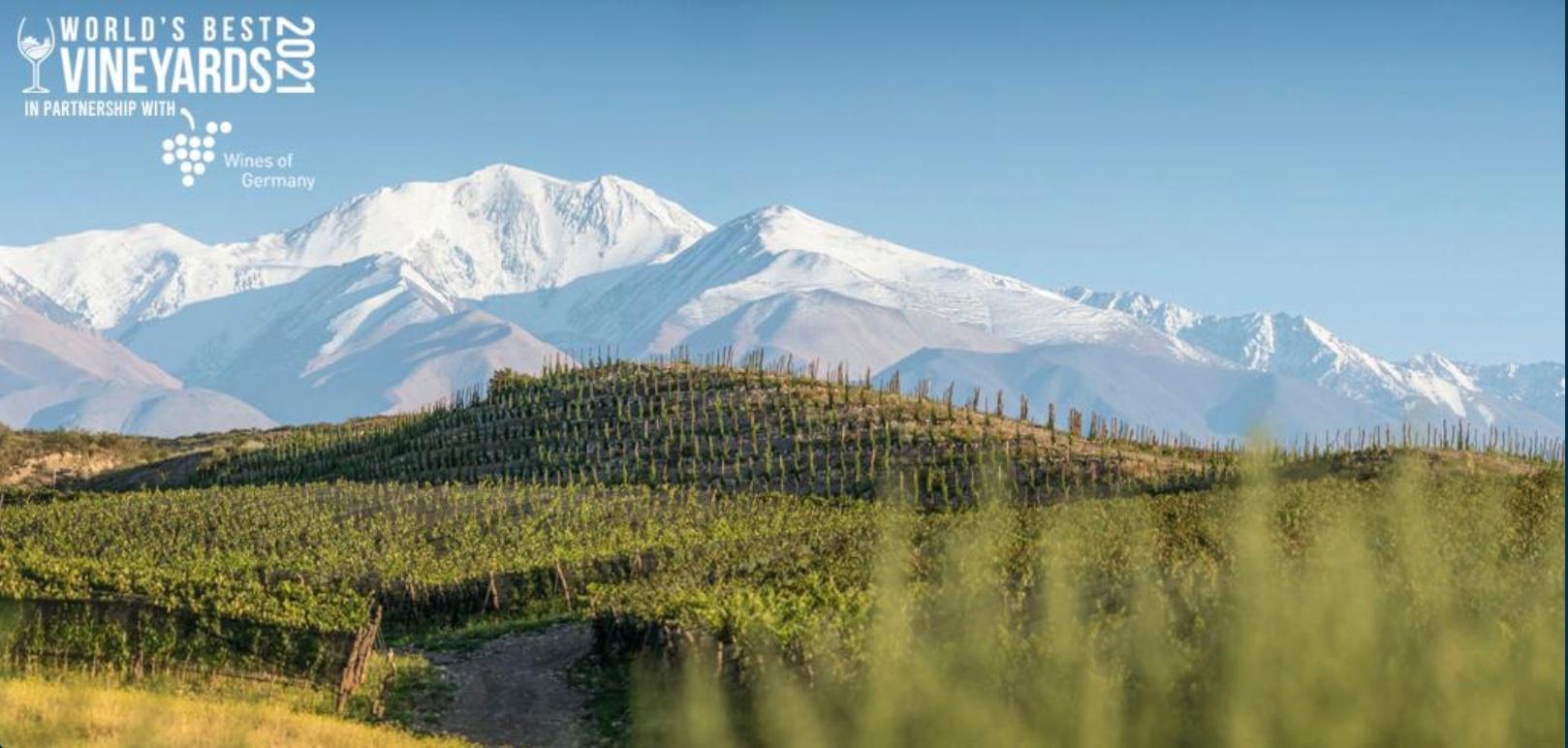 Worlds best vineyards – Argentina stikker av med seieren igjen