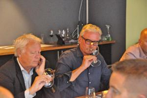 Per Otto Dyb og Inge Hellebust - Er dette Bordeaux? Eller?